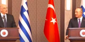 Το κείμενο και το video των δηλώσεων Δένδια μετά τη συνάντηση με τον Τσαβούσογλου