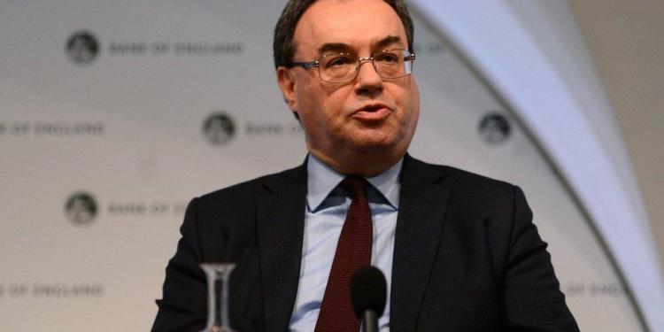 Ο διοικητής της BoE πυροβολεί τα κρυπτονομίσματα