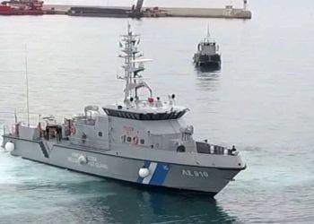 Σκάφος Λιμενικού Σώματος ΛΣ 910 Κωτούλας