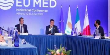 Υφέρπουσες εντάσεις στη Μεσόγειο ενόψει Συνόδων Κορυφής NATO - ΕΕ