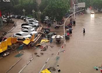 Κίνα:Η κλιματική αλλαγή είναι εδώ