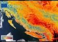 Copernicus: Ιστορικό κύμα καύσωνα σε Καναδά και ΗΠΑ