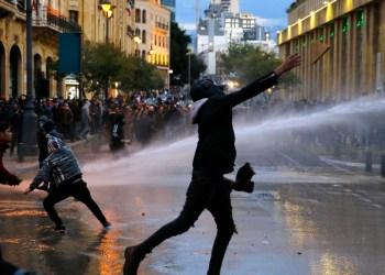 Λίβανος, διαδηλώσεις, κοινωνικές αναταραχές