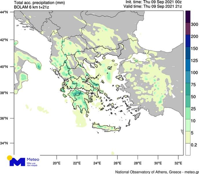 Meteo: Ψυχρή λίμνη πάνω από την Ελλάδα