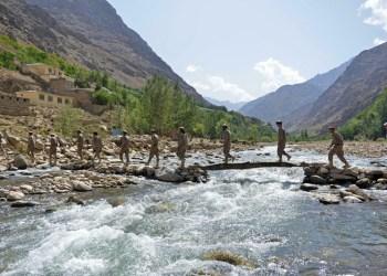 Αφγανιστάν, κοιλάδα Παντσίρ