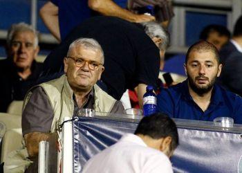 Δημήτρης και Γιώργος Μελισσανίδης
