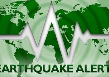Earthquake Alert, Σεισμός