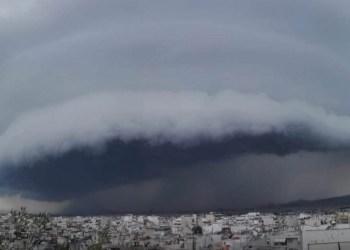 Καταιγίδα Αττική