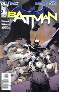 Go Ask Alice  Batman  1 Review