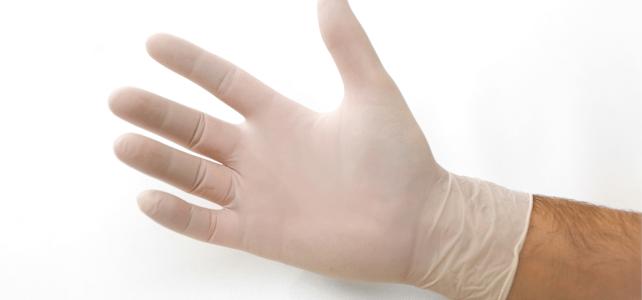 Cum se folosesc corect mănușile de latex