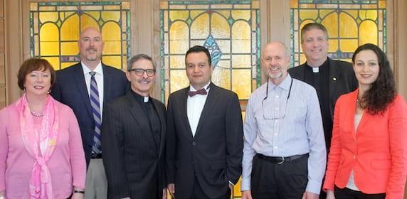 The University of Scranton Presents Pedro Arrupe, S.J., Award to CRISPAZ