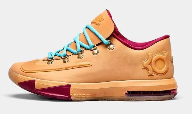 Nike KD VI EXT Gum