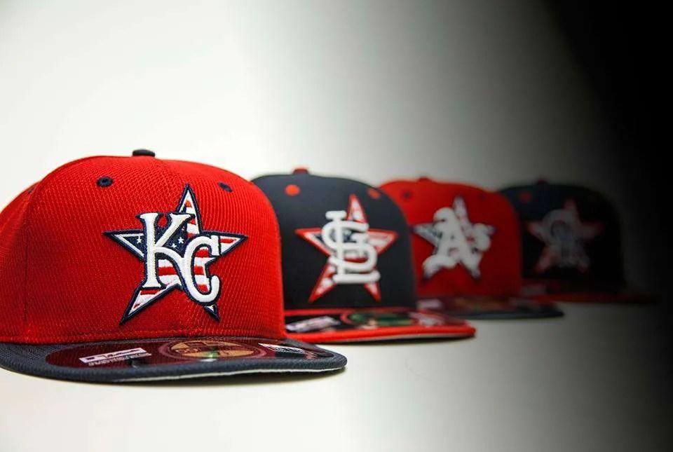 New Era 59FIFTY MLB Fourth of July Cap - Crisp Culture 78023d6c7938