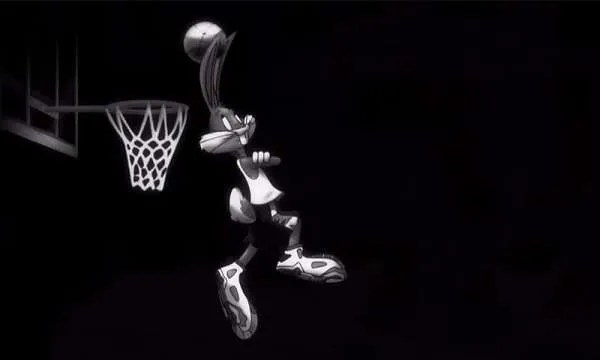 7173417357539c Watch Nike s New Air Jordan 7 Retro  Hare  Commercial feat. Bugs Bunny -  Crisp Culture
