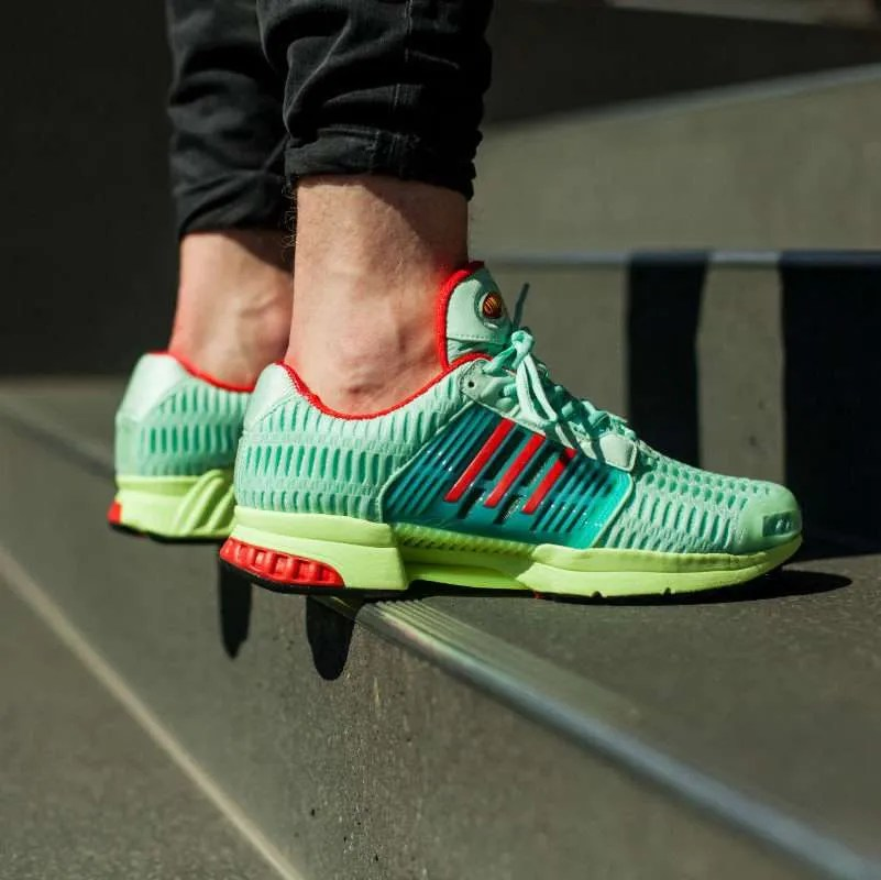 wholesale dealer dd293 7fbc7 adidas Climacool 1 'Frozen Green' - Crisp Culture