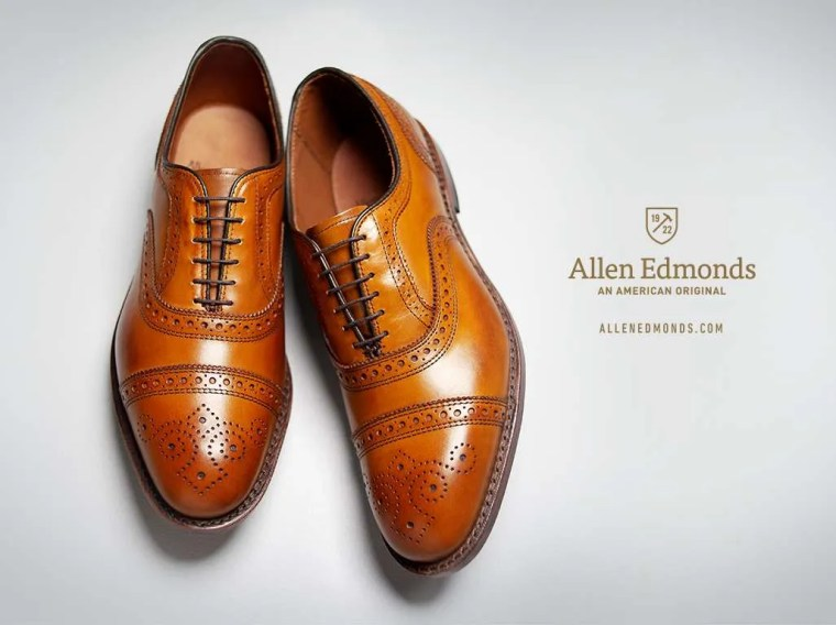 Allen Edmonds Factory Seconds