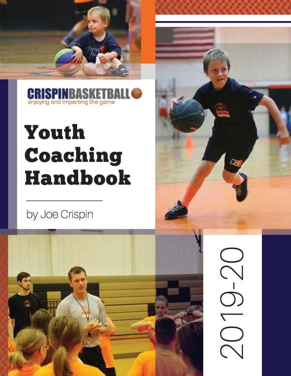 Crispin Youth Coaching Handbook Cover
