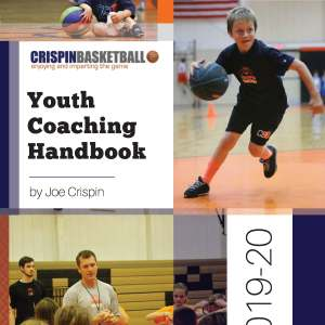 Crispin Youth Coaching Handbook Cover