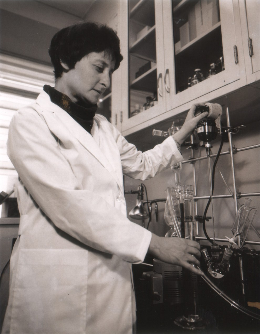 Dorothy Semenow, chemist and psychologist