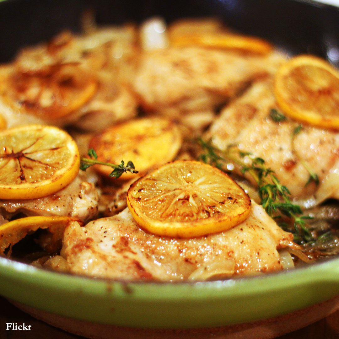 Crispy Lemon Chicken Recipe