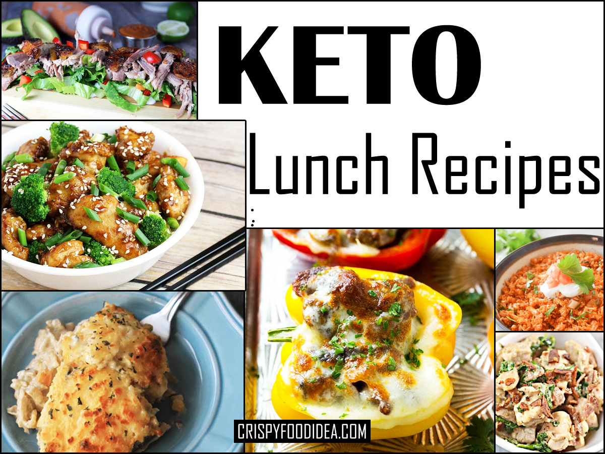 21 Easy Keto Lunch Recipes Best For Meal Prep Keto Lunch Ideas