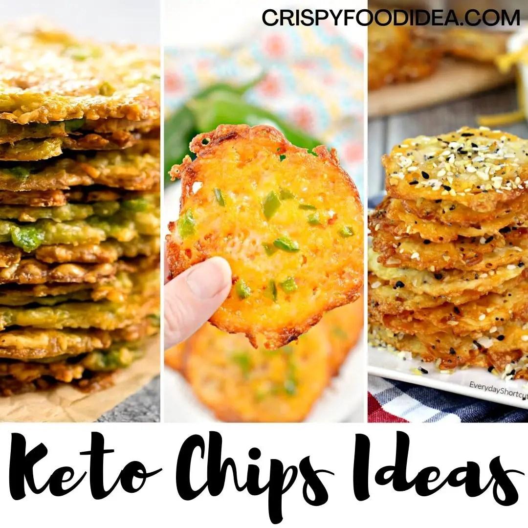 Keto Chips Ideas