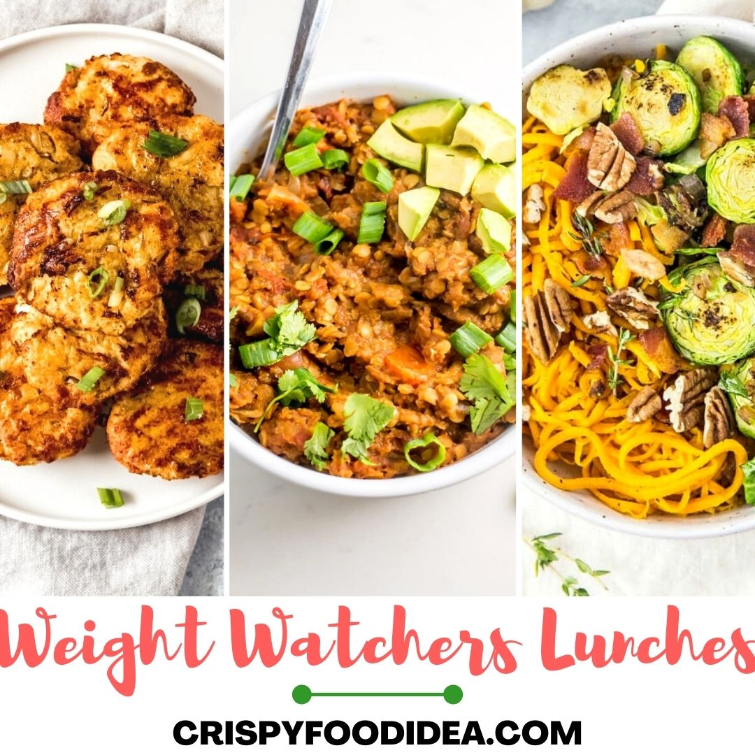 21 Easy Weight Watchers Lunch Recipes For Meal Prep