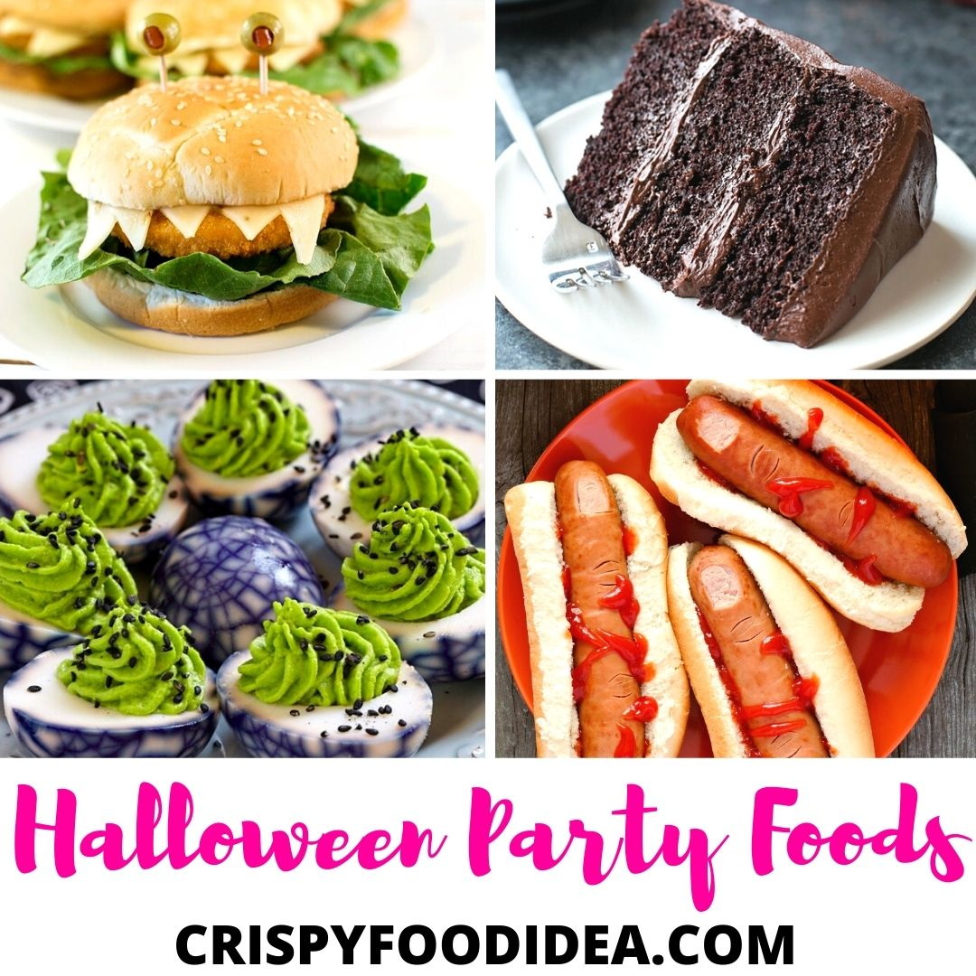 Halloween Party Foods