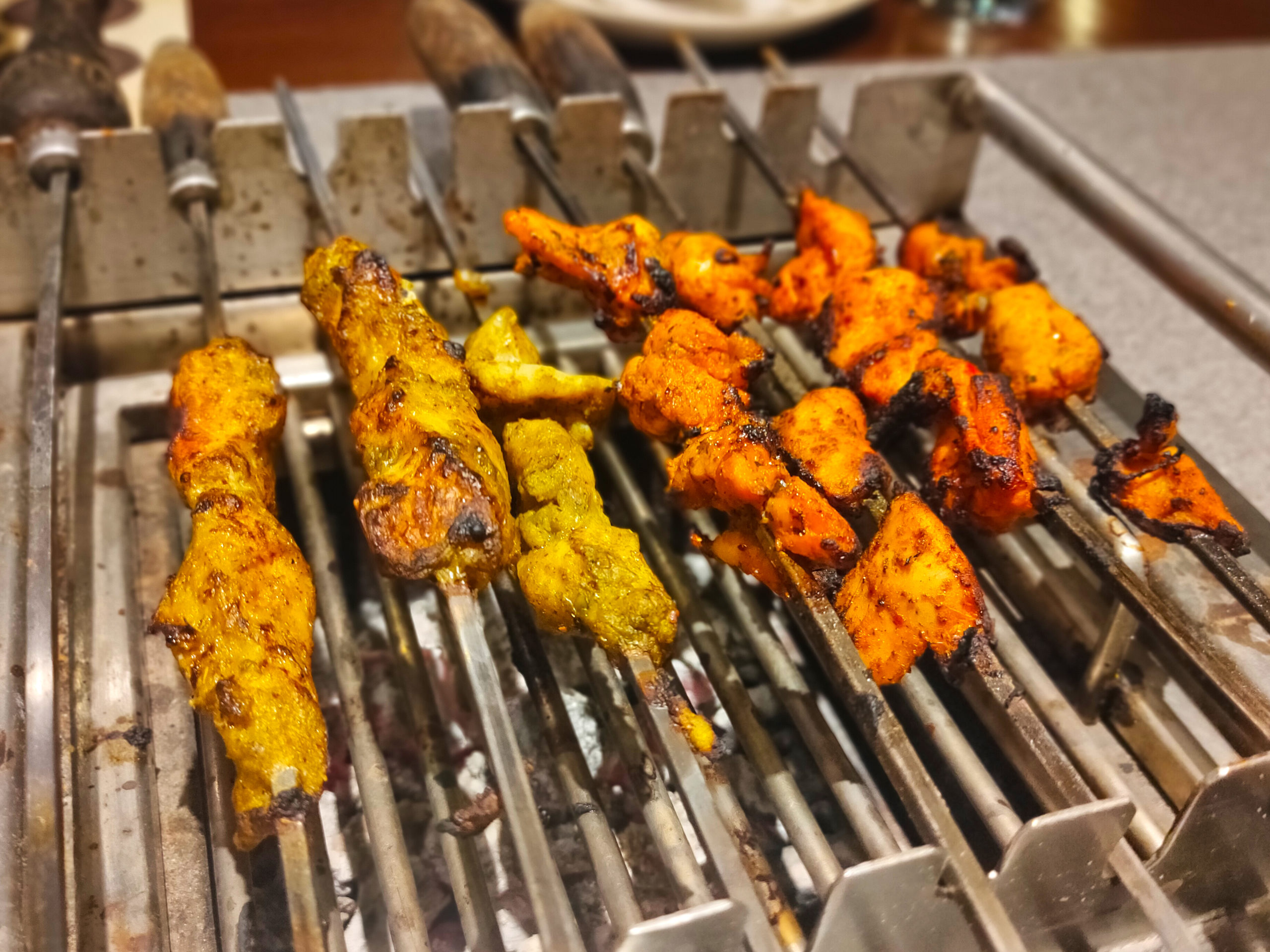 BBQ Nation - Basa Fish, CHICKEN SHISH TAOUK