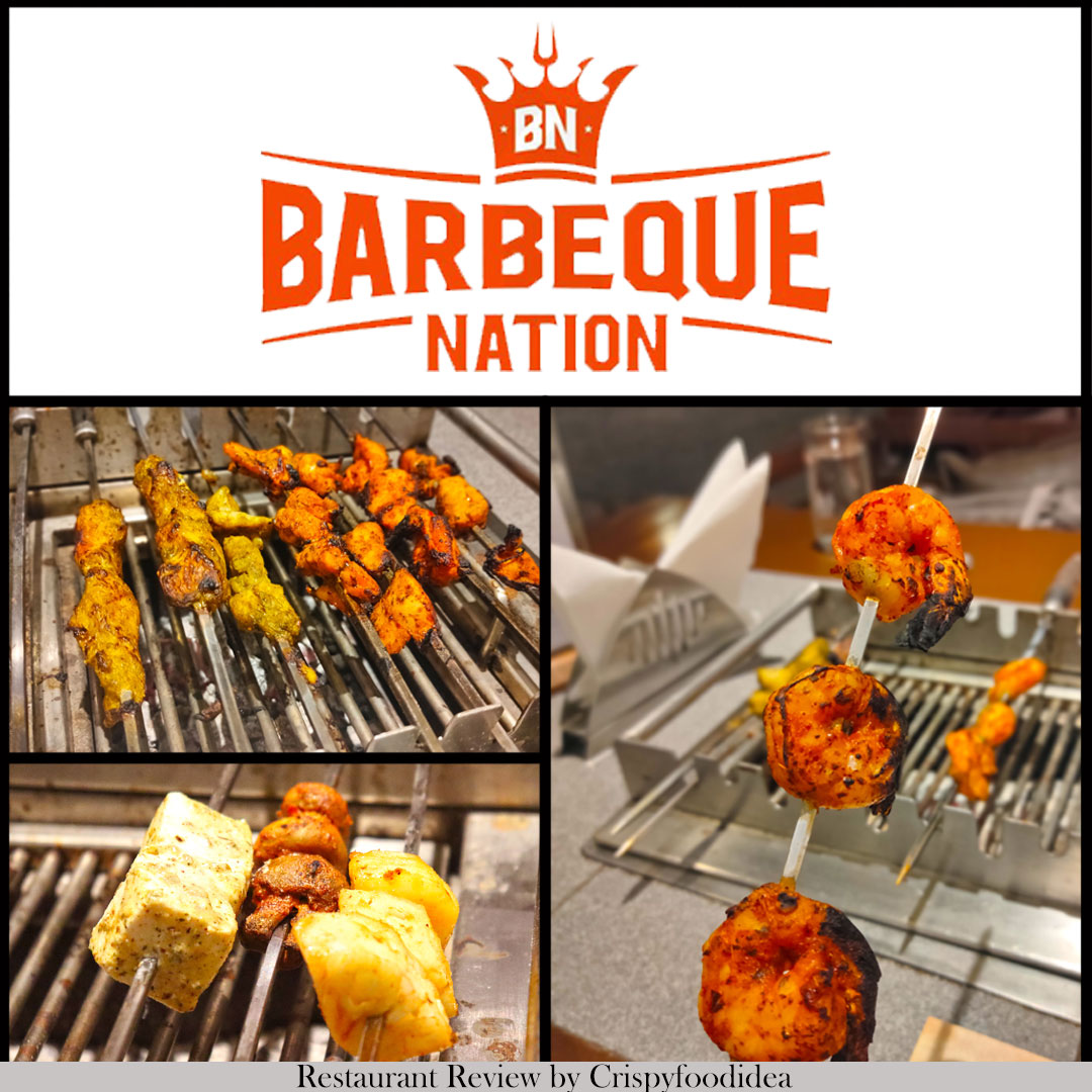 Barbeque Nation Banner