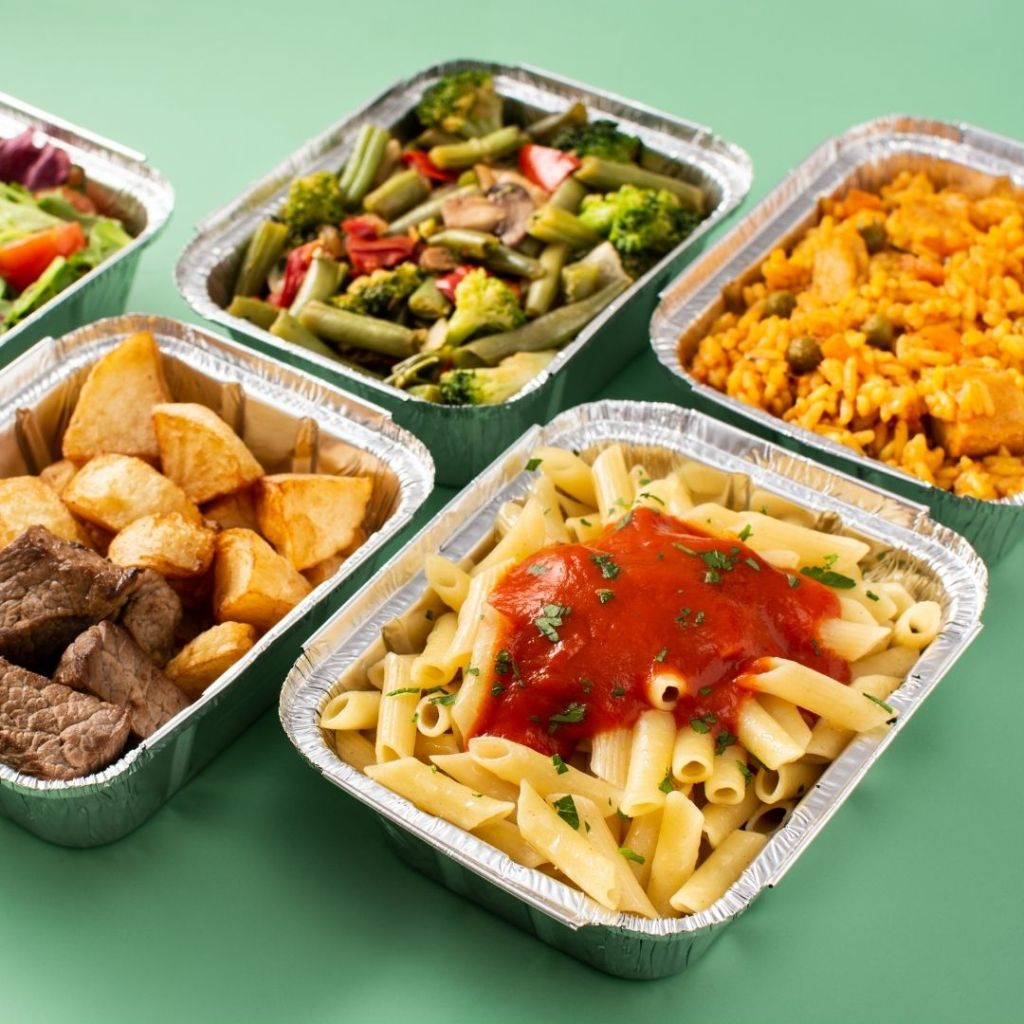 Foil Packet Dinners - healthy meals for outdoor activities