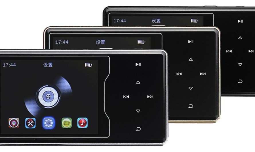 RUIZU D08 MP3 Player Review and Specs
