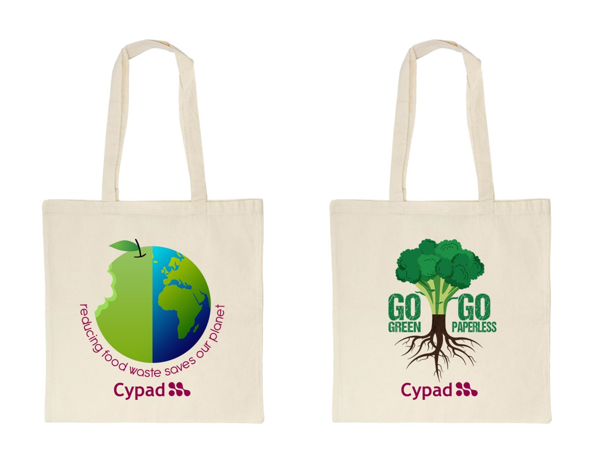 Cypad Tote Bags