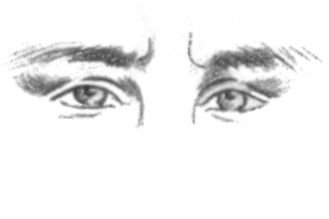 Mirada concentración, atención sostenida