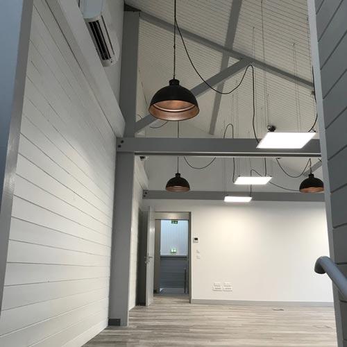 Climatisation espace des bureaux à Combs la Ville 77