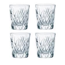 verre whisky en cristal collection imperial lot de 4