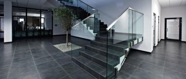 Barandilla de cristal Easy glass mod 0763