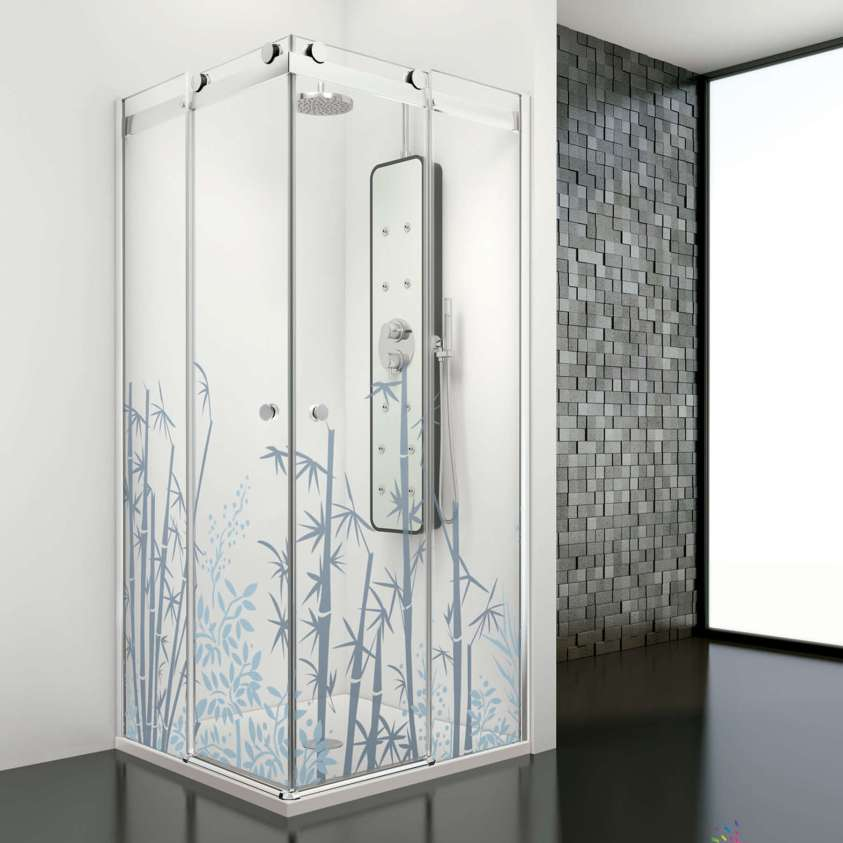 Mamparas de ducha ideal