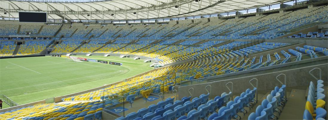 Barandillas Q-railing Estadio Maracana