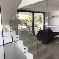 Instalación de barandillas de pared en Marbella