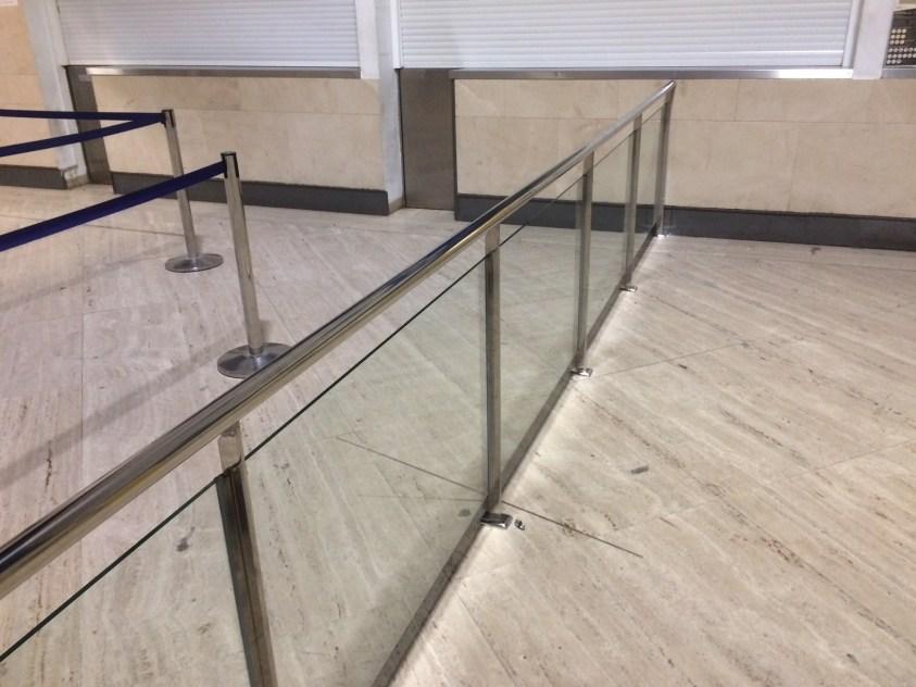 Acristalamiento en el aeropuerto de Sevilla 2