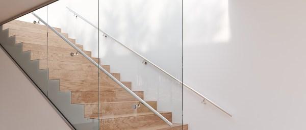 Balaustrada Easy glass Wall 1