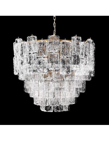 Questa specifica sezione è dedicata ai ricambi per lampadari in vetro di murano.qui puoi trovare tutto il necessario per la riparazione di lampadari in vetro di murano: Raffaello Lampadario Di Lusso In Cristallo Cristalleria Murano