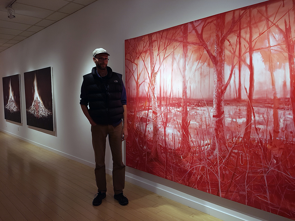 Jeroen-Witvliet-Sightings-installation-Elissa-Cristall-Gallery