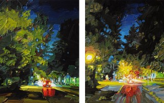 Mara-Korkola-landscape-city-painting-contemporary-art-gallery-vancouver-Elissa-Cristall-Gallery