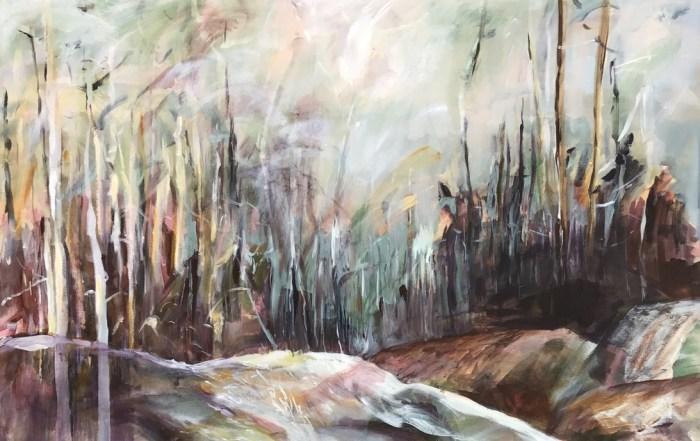 Lesley Finlayson, Filter/ed #4, landscape, west coast, Vancouver