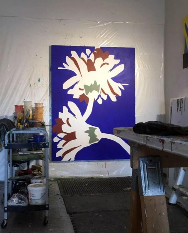 Todd Lambeth, in the studio