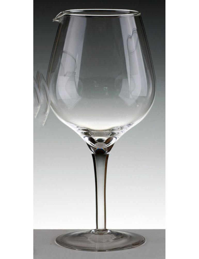 verre a decanter uni