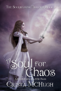 A Soul for Chaos cover