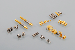 Microwave connectors - high frequency push on connectors
